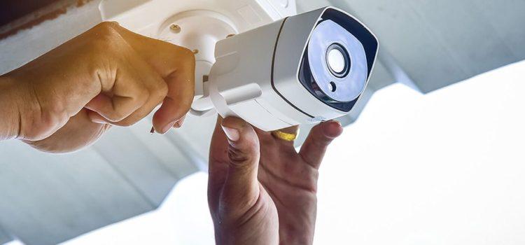 Монтаж систем видеонаблюдения | Гермес-М
